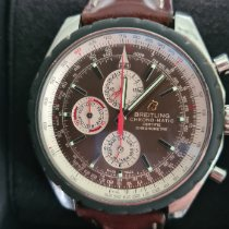 Breitling Chrono-Matic 1461 Steel Brown No numerals