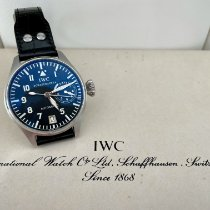 IWC IW500201 Steel 2003 Big Pilot 46.2mm pre-owned