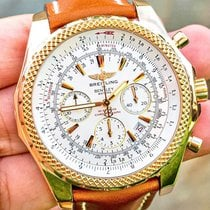 Breitling Bentley Motors Yellow gold 48mm Silver No numerals United States of America, Texas, Plano