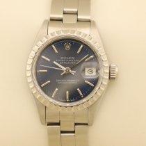 Rolex Oyster Perpetual Lady Date 69240 Nagyon jó Acél 26mm Automata
