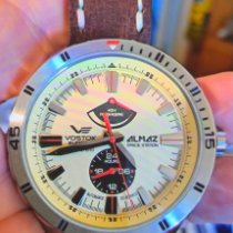 Vostok Steel 47mm Automatic YN84-320A621 pre-owned United States of America, Virginia, Virginia Beach