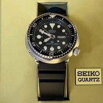 Seiko Steel 47mm Black No numerals United States of America, California, Cerritos