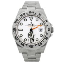 Rolex Explorer II Steel 42mm White No numerals United States of America, California, Fullerton