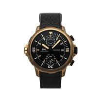 IWC Aquatimer Chronograph IW3795-03 Very good Bronze 44mm Automatic