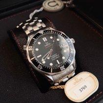 Omega Seamaster Diver 300 M Steel 41mm Black No numerals United States of America, Texas, Dallas