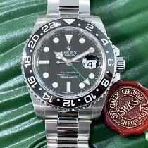 Rolex GMT-Master II Steel 40mm Black No numerals United States of America, California, Pasadena