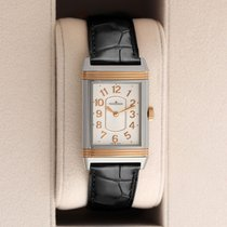 Jaeger-LeCoultre Grande Reverso Lady Ultra Thin Gold/Steel 24mm Silver United States of America, New York, Airmont