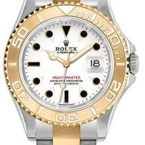 Rolex Yacht-Master Steel 35mm White United States of America, California, Moorpark