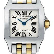 Cartier Santos Demoiselle Steel 26mm White Roman numerals United States of America, California, Moorpark