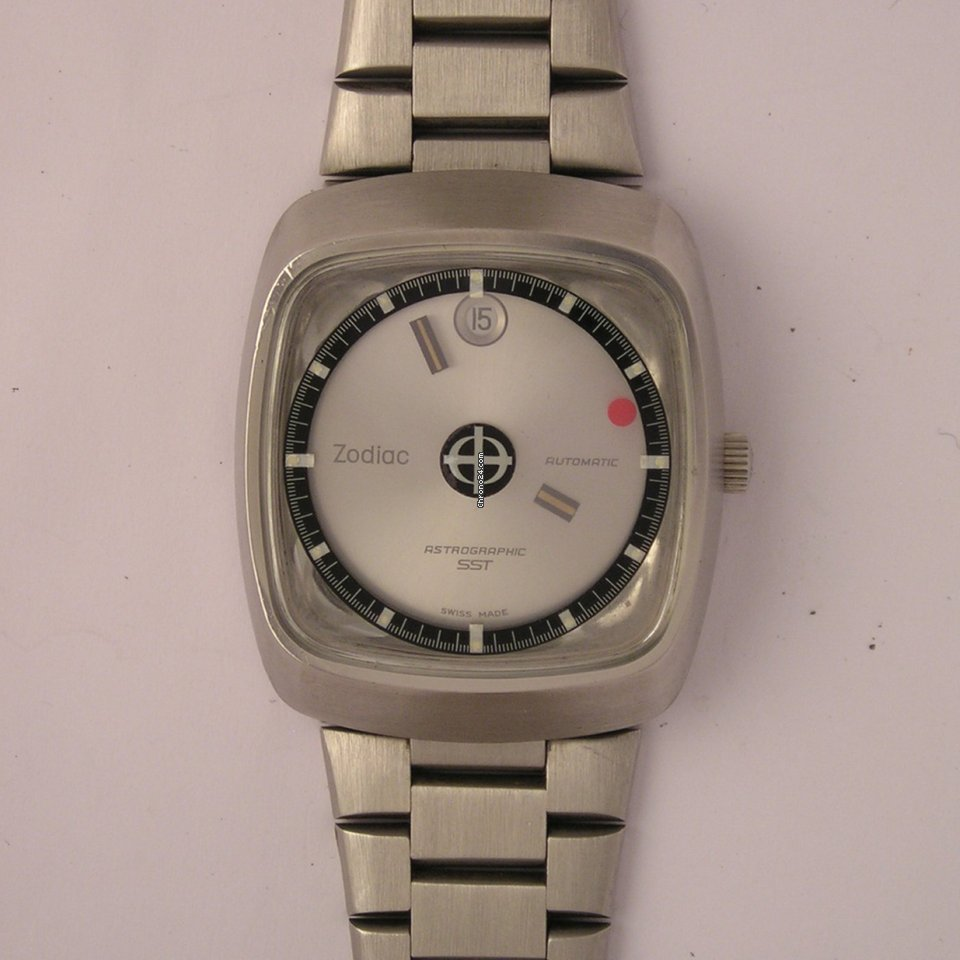 Zodiac Astrographic pre-owned