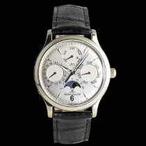 Jaeger-LeCoultre White gold 37mm Automatic pre-owned