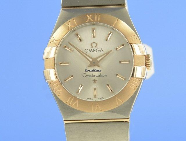 Omega Constellation Quartz 12320276002001 2020 pre-owned