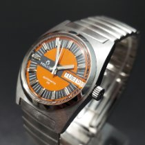 Milus Steel 32mm Automatic pre-owned United States of America, New Jersey, Atlantic city