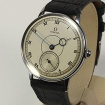 Omega pre-owned Manual winding 37mm Plastic
