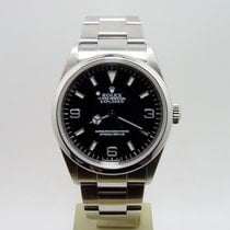Rolex Steel 36mm Automatic 114270 pre-owned