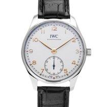 IWC IW358303 Steel 2021 40.4mm new