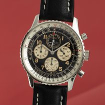 Breitling A33030 Steel 1995 Navitimer 38mm pre-owned