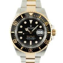 Rolex 126603 Gold/Steel 2021 Sea-Dweller 43mm new