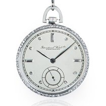 IWC Watch pre-owned 1940 Platinum 44mm Manual winding Watch only