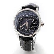 Frederique Constant Horological Smartwatch Steel 42mm Black