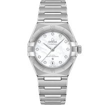 Omega Constellation new 2021 Automatic Watch with original box and original papers 131.10.29.20.55.001