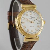 IWC Da Vinci (submodel) Ouro amarelo 35mm Branco