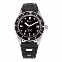 Squale Steel 39mm Automatic pre-owned United States of America, Texas, Plano