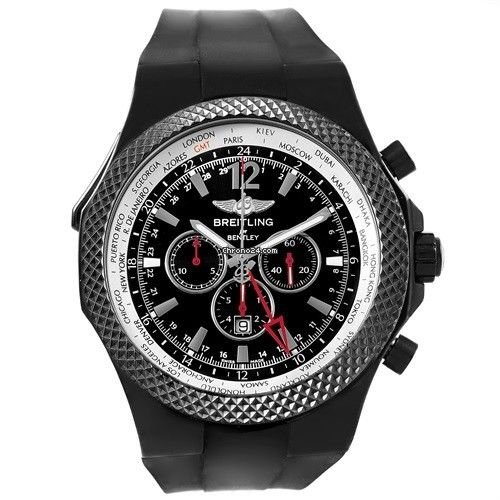 Breitling Bentley GMT M4736212/B919 pre-owned
