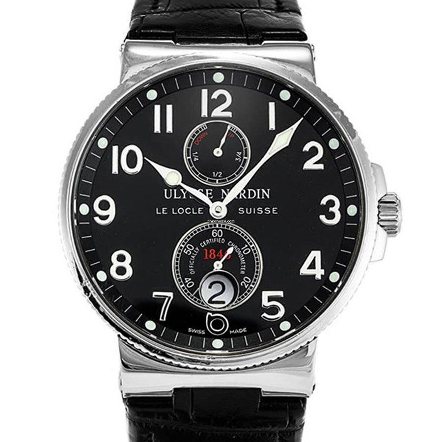 Ulysse Nardin Marine Chronometer 41mm 263-66-3/62 ikinci el