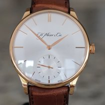 H.Moser & Cie. Rose gold 2327-0400 pre-owned United States of America, Massachusetts, Boston