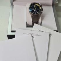 IWC Aquatimer Chronograph nuevo 2009 Automático Cronógrafo Reloj con estuche y documentos originales IW371903