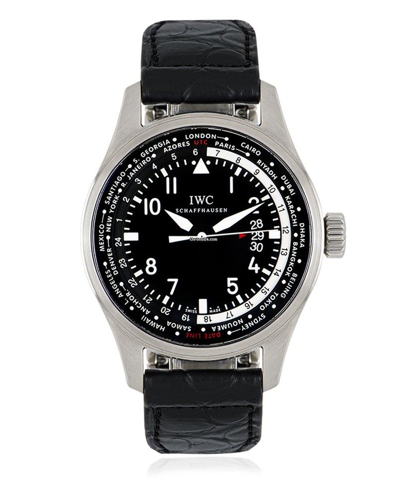 IWC Pilot Worldtimer IW326201 usados