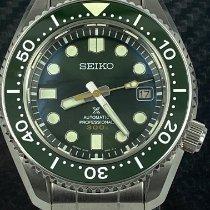Seiko Marinemaster Сталь 44mm Зеленый Без цифр