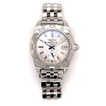 Breitling Galactic 36 A3733012/A716/376A Zeer goed Staal 36mm Automatisch Nederland, Eindhoven