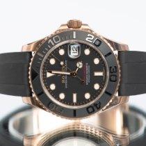 Rolex Yacht-Master 37 Rose gold 37mm Black No numerals United Kingdom, Newcastle Upon Tyne