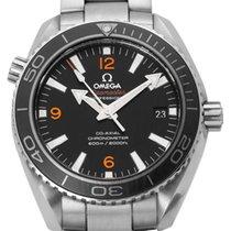 Omega Seamaster Planet Ocean 232.30.42.21.01.003 Velmi dobré Ocel 42mm Automatika