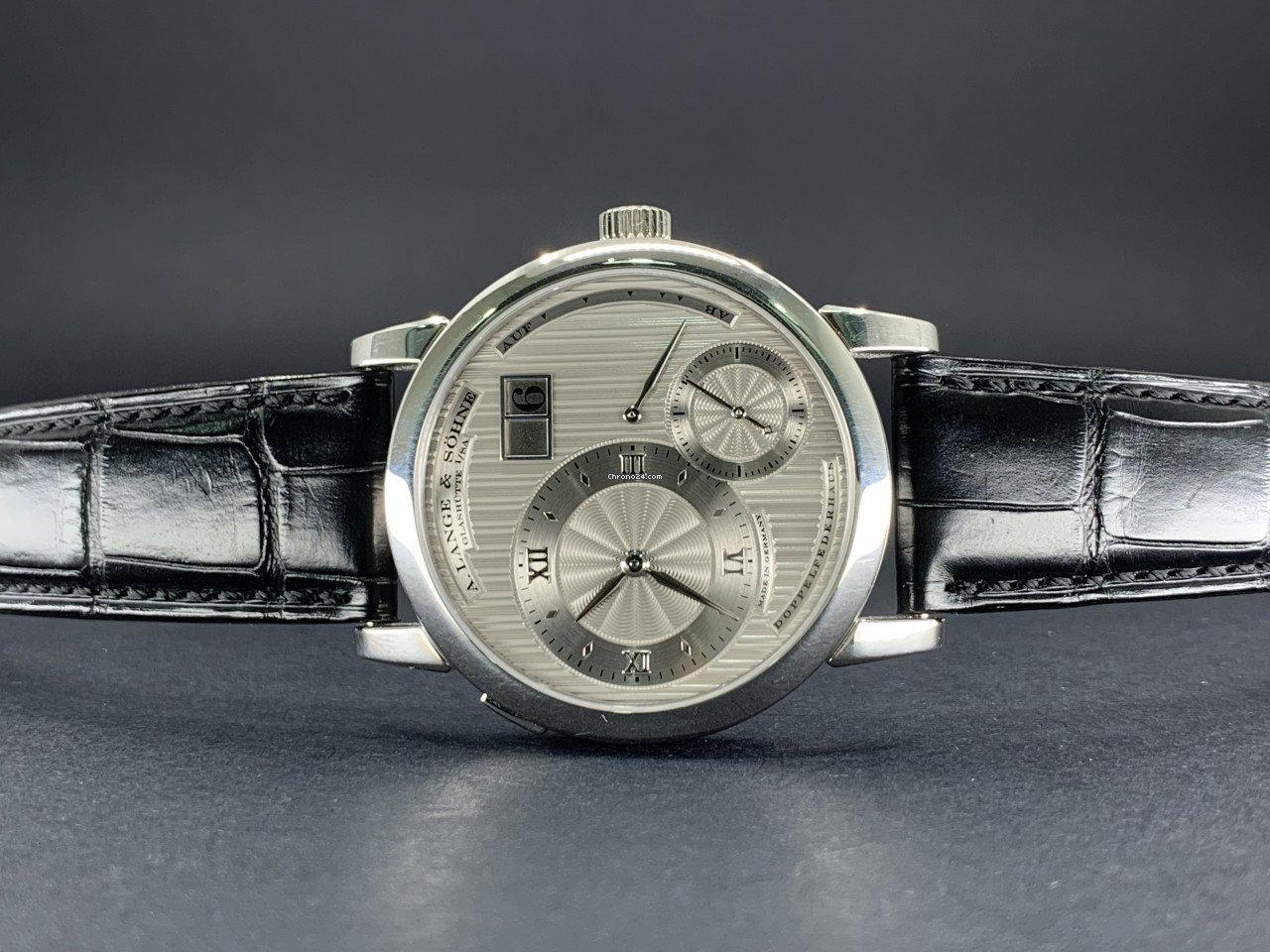 A. Lange & Söhne Grand Lange 1 112.049 2003 pre-owned