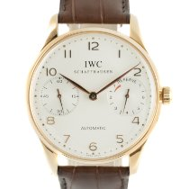 IWC Portuguese Automatic pre-owned 42mm Leather
