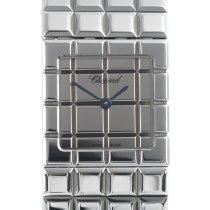 Chopard Ice Cube Ocel 22mm Stříbrná