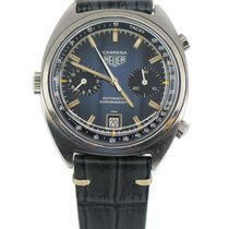 Heuer Steel 38.5mm Automatic 110.253 pre-owned United States of America, New York, New York