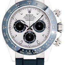 Rolex 116519LN Or blanc 2020 Daytona 40mm nouveau