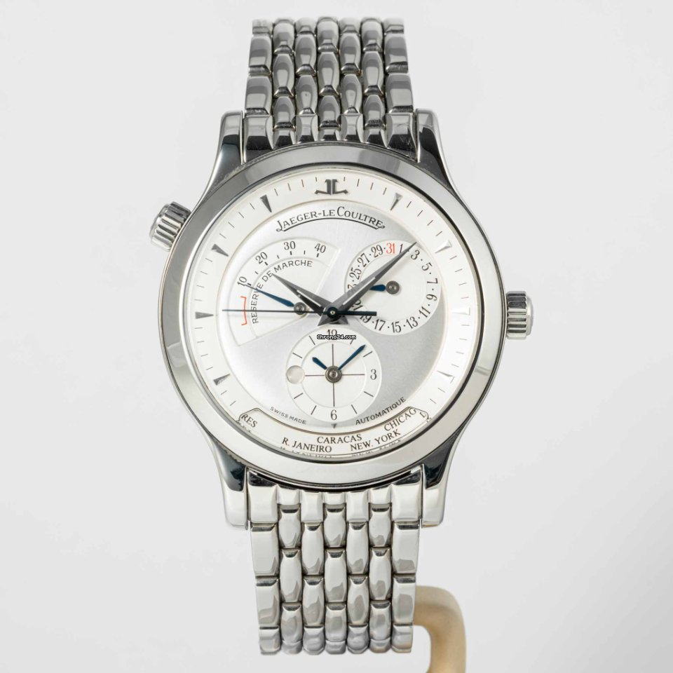 Jaeger-LeCoultre 142.840.922B 2013 pre-owned