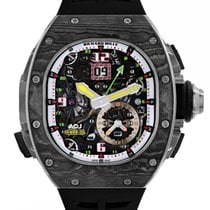 Richard Mille new Manual winding Carbon