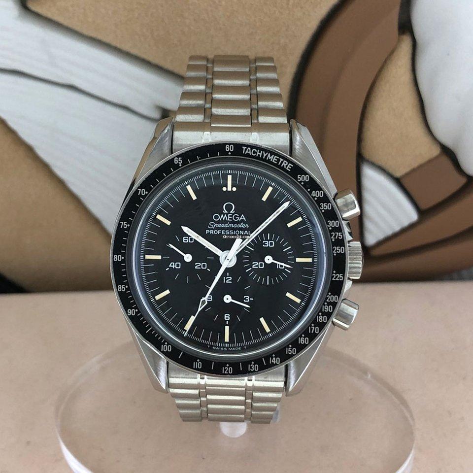 Omega Speedmaster Professional Moonwatch ST345.0808  3592.50 1995 gebraucht