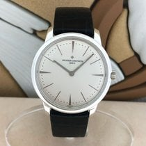 Vacheron Constantin White gold 36mm Manual winding 81530 pre-owned