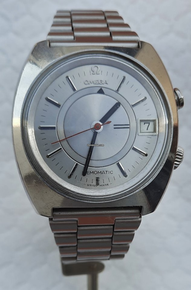 Omega Memomatic 166.072 1974 pre-owned