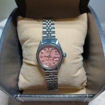 Rolex Lady-Datejust Steel 26mm Pink No numerals