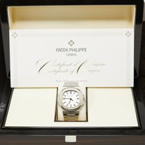 Patek Philippe 5711/1A-011 Steel 2014 Nautilus 40mm pre-owned United States of America, California, Los Angeles