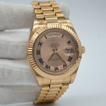 Rolex (ロレックス) 218235 ピンクゴールド 2014 デイデイト II 41mm 中古