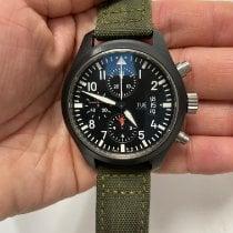 IWC Pilot Chronograph Top Gun Ceramic 44mm Black Arabic numerals United States of America, California, Laguna Hills